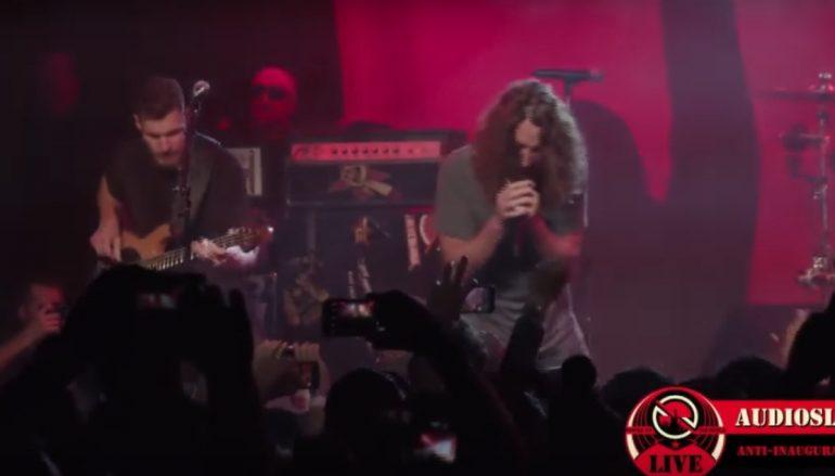 Audioslave se okupili ponovno nakon 10 godina, ali samo na jednu noć
