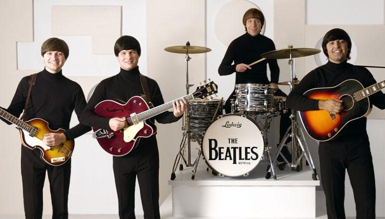 SPEKTAKL U CIBONI – Koncertna priča o legendarnim Beatlesima!