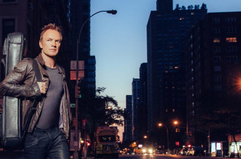 Sting u sklopu nove turneje dolazi u Arenu Stožice!