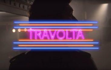 Filip Dizdar u ulozi Travolte