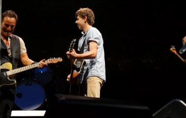 Zanimljiva priča s koncerta Brucea Springsteena u Brisbaneu
