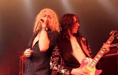 Najveći svjetski Led Zeppelin tribute show u travnju dolazi u Hrvatsku