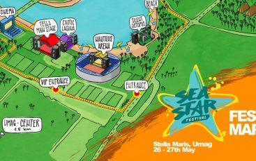 Sea Star Festival i Exit dobili potporu Ministarstva turizma Republike Hrvatske