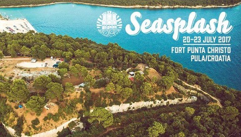 Seasplash festival u Puli