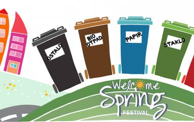 Welcome Spring Festival, spoj glazbe i plemenitog ekološkog cilja