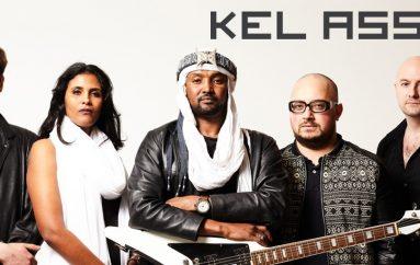 Belgijski pustinjski rockeri Kel Assouf dolaze na INmusic #12!