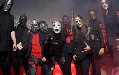 Slipknot počeli s radom na novom studijskom albumu