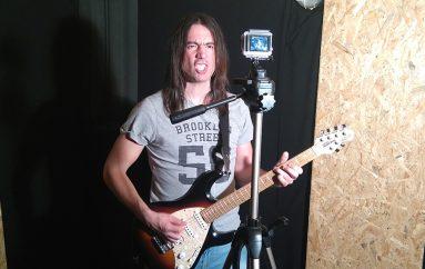 """Gitarist Ivan Mihaljević pjesmom """"Colorblind"""" predstavio samostalni autorski projekt"""