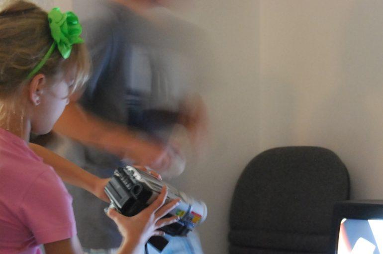 Ovog proljeća vaši školarci na Froomu mogu naučiti kako snimiti film