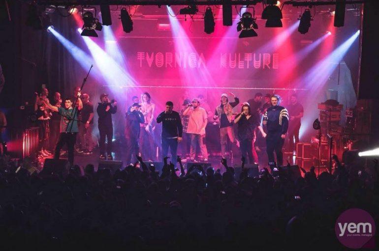 IZVJEŠĆE: Pohod bande na Tvornicu kulture – trap spektakl za profiliranu publiku