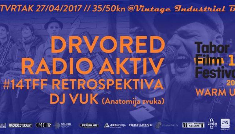 Drvored / Radio Aktiv / DJ Vuk #15tff warm up