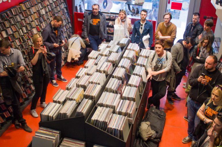 FOTOGALERIJA: Pogledajte kako je u Hrvatskoj obilježen Dan prodavaonica ploča