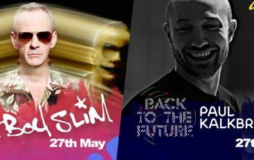 SEA STAR: Fatboy Slim i Paul Kalkbrenner pripremaju najveći tulum na Jadranu!