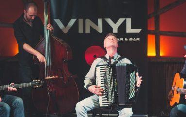 Besplatni koncert Oridano Gypsy Jazz Banda u Vintageu