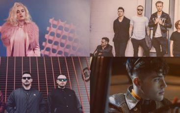 #NewMusicFriday: Ovog petka slušajte nova izdanja OneRepublica, Katy Perry, Imagine Dragonsa, Frenkieja i drugih