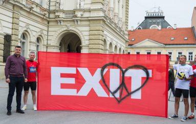 Exitova povorka ljubavi i prijateljstva krenula iz Novog Sada u Umag!