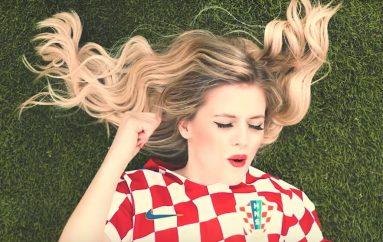 Eni Jurišić snimila himnu U17 Europskog nogometnog prvenstva