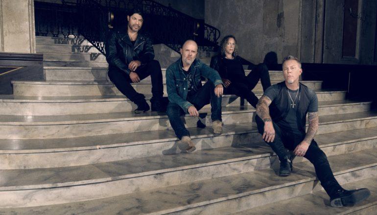 Ono kad zajedno zasviraju gitaristi Metallice i Scorpionsa!