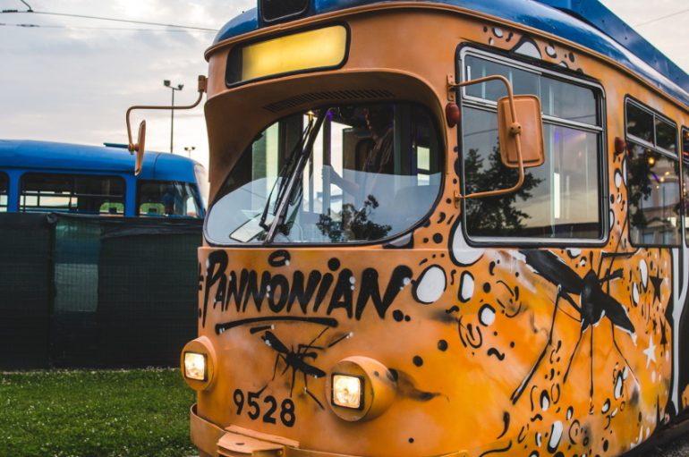 Najluđi tramvaj kao uvertira za Pannonian Challenge