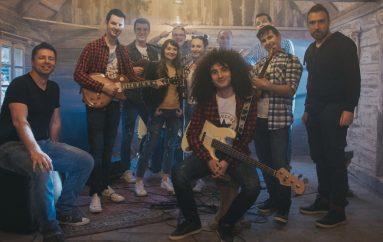 Nepopravljivi romantičari iz Posegane predstavili album prvijenac ekskluzivno na Deezeru