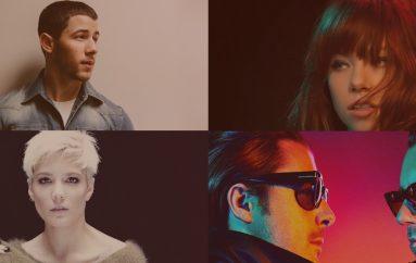 #NewMusicFriday – nova izdanja Halsey, Carly Rae Jepsen, Axwella i Ingrossa i dr.