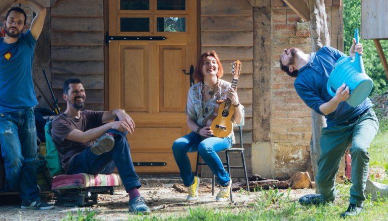 Svemir na nastupu na BalconyTV-u predstavili novu pjesmu za nadolazeći album!