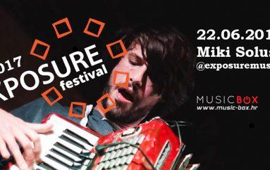 Miki Solus i bend zatvaraju prvu večer Exposure music festivala u Velikoj Gorici