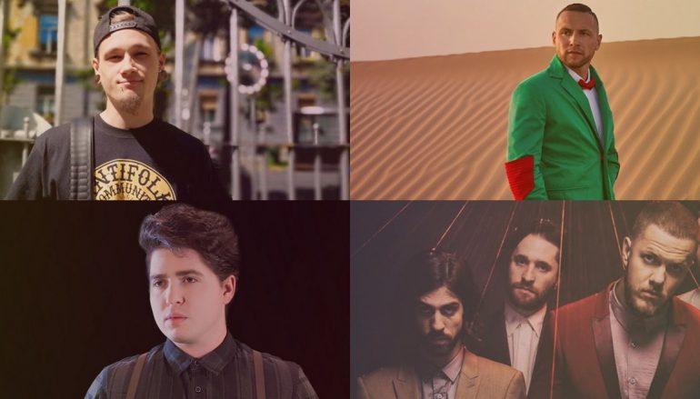 #NewMusicFriday: Domaće snage i pokoje strano ime na ovotjednoj playlisti Universala i MB-a