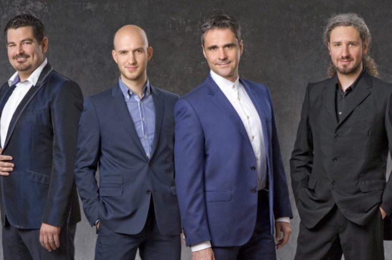 Četiri tenora pripremaju spektakl sa Zagrebačkom filharmonijom u Ciboni