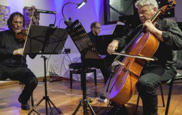 Odličnim koncertom trija Amael otvoren 8. MAGfestival
