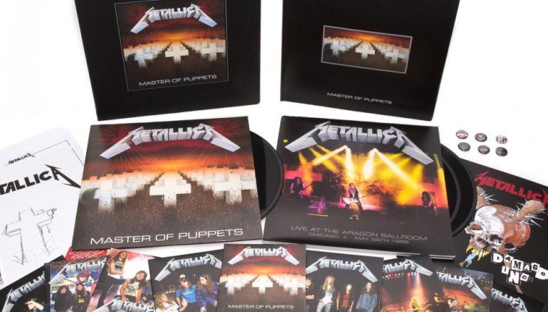 """Stiže reizdanje legendarnog albuma """"Master of Puppets"""" – Metallica objavila datum izlaska"""