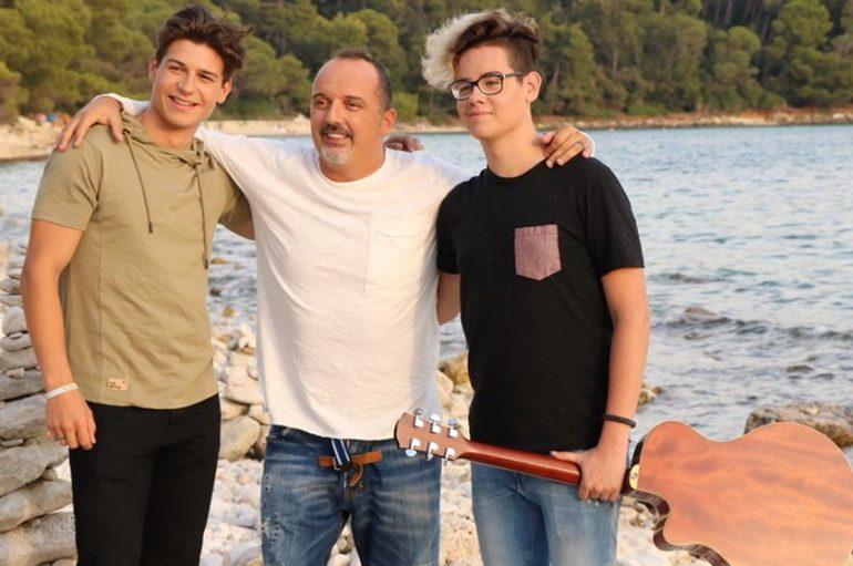 Toni Cetinski s mladim snagama 'glasno zapjevao' i podržao sve one koji slijede svoje snove!