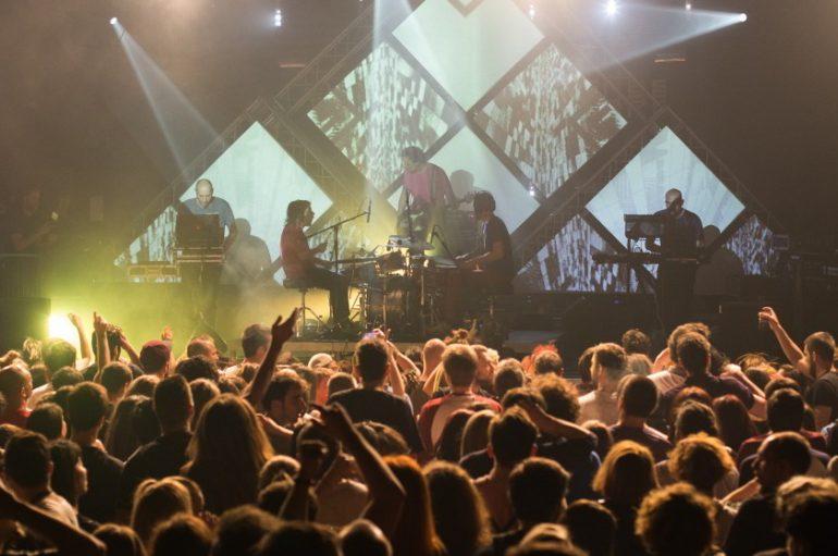 Live techno kolektiv ABOP krajem listopada u Vintageu