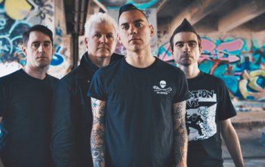 """VIDEO: Novi lyric video sastava Anti-Flag – """"Racists"""""""