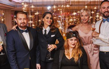 FOTO: Great Gatsby groznica zahvatila Zagreb! Što se to događalo u Diamond Palace Casinu?
