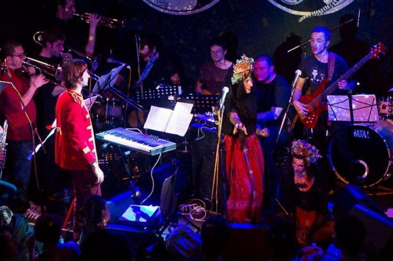 IZVJEŠĆE: Jazzfest Mimika orkestra u KSET-ovoj pećnici