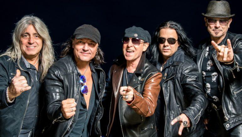 Manje od mjesec dana do koncerta Scorpionsa u Ljubljani