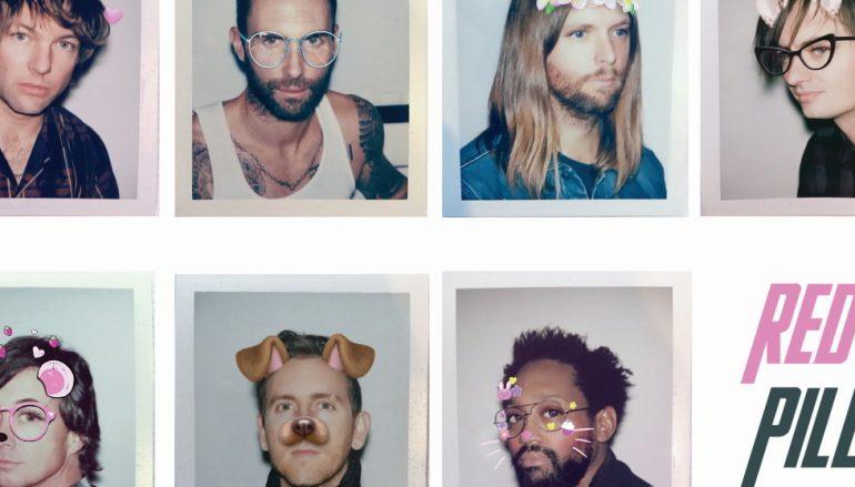 "Maroon 5 novim uratkom ""Red Pill Blues"" obilježavaju 15 godina od debi albuma"