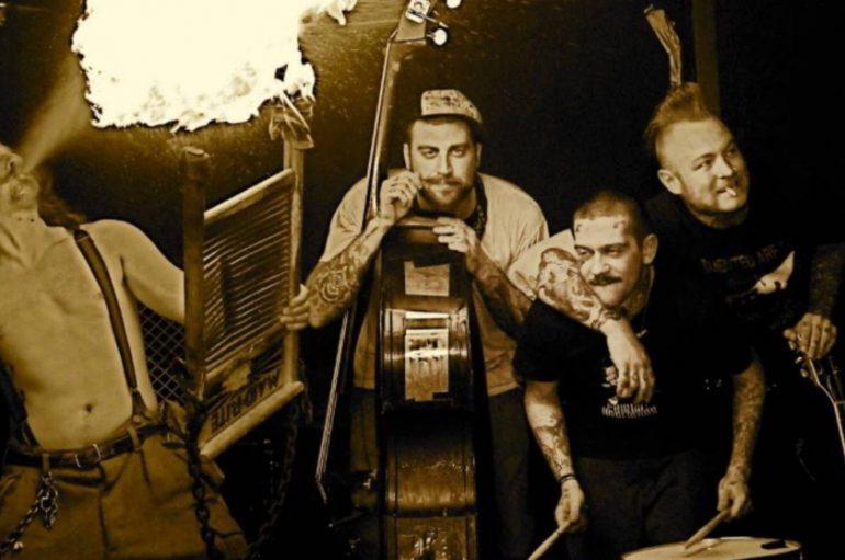 Iz Detroita u Zagreb dolaze The Goddamn Gallows, bluegrass hobocore spektakl