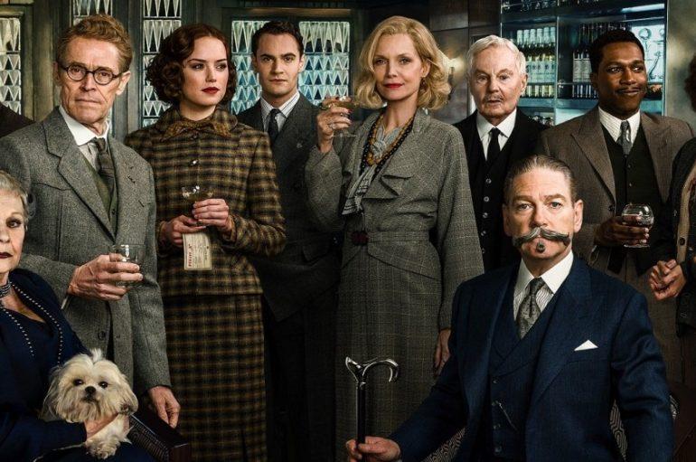 "RECENZIJA: Kenneth Branagh: ""Ubojstvo u Orient Expressu"" – Agatha (""…od suvoga zlata…"")"