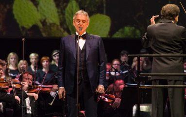 U prodaju puštene dodatne ulaznice za koncert Bocellija u Areni Zagreb