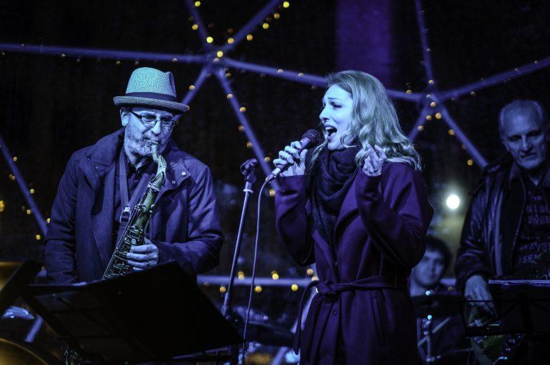 IZVJEŠĆE/FOTO: Pljusak dobre glazbe na Europskom trgu uz Igora Geržinu i Vandu Winter