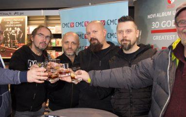 Hladno pivo će izvoditi po 30 pjesama na dva koncerta u Tvornici za 30 godina karijere