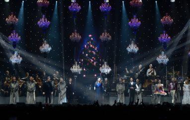 IZVJEŠĆE/FOTO: Royal Christmas Gala u Areni – Sarah Brightman, Gregorian + gosti – time to say…bravo!