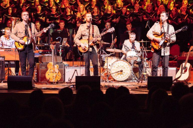 The Beatles Revival Band ovog tjedna u Saxu!