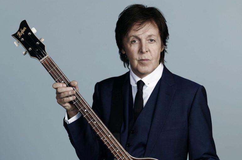 Paul McCartney na vrhu ovogodišnje liste zarade od koncerata i turneja