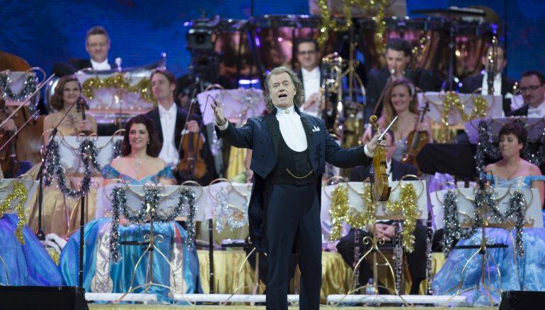 """""""Dunavski valovi"""" u izvedbi Andrea Rieua oduševili berlinsku publiku"""