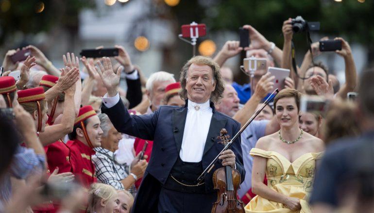 André Rieu rasprodao koncert u Areni Zagreb!