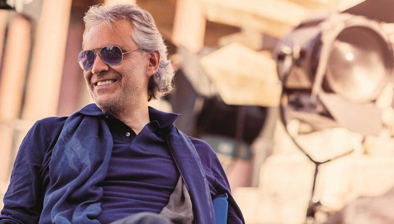 Andrea Bocelli uoči zagrebačkog koncerta primio nagradu Global Award