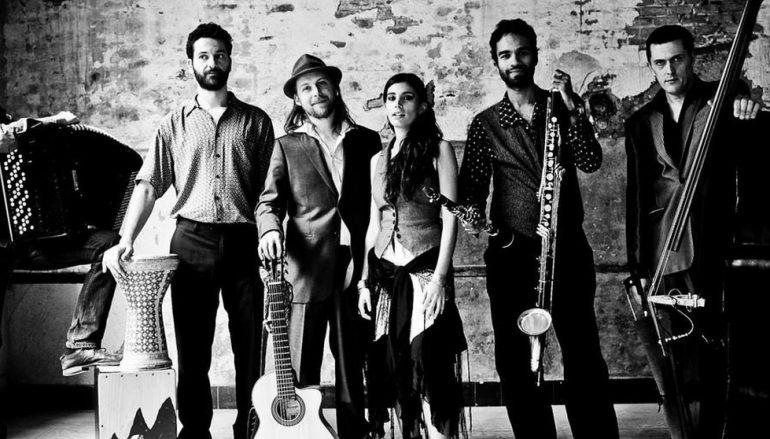 Barcelona Gipsy balKan Orchestra u Tvornici kulture